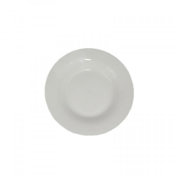Plato hondo porcelana blanca 22 cm - Platos porcelana blanca ...